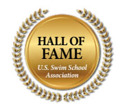 US Swim School Hall of Fame Winner!